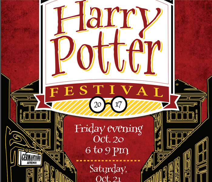7th Annual Chestnut Hill Harry Potter Festival